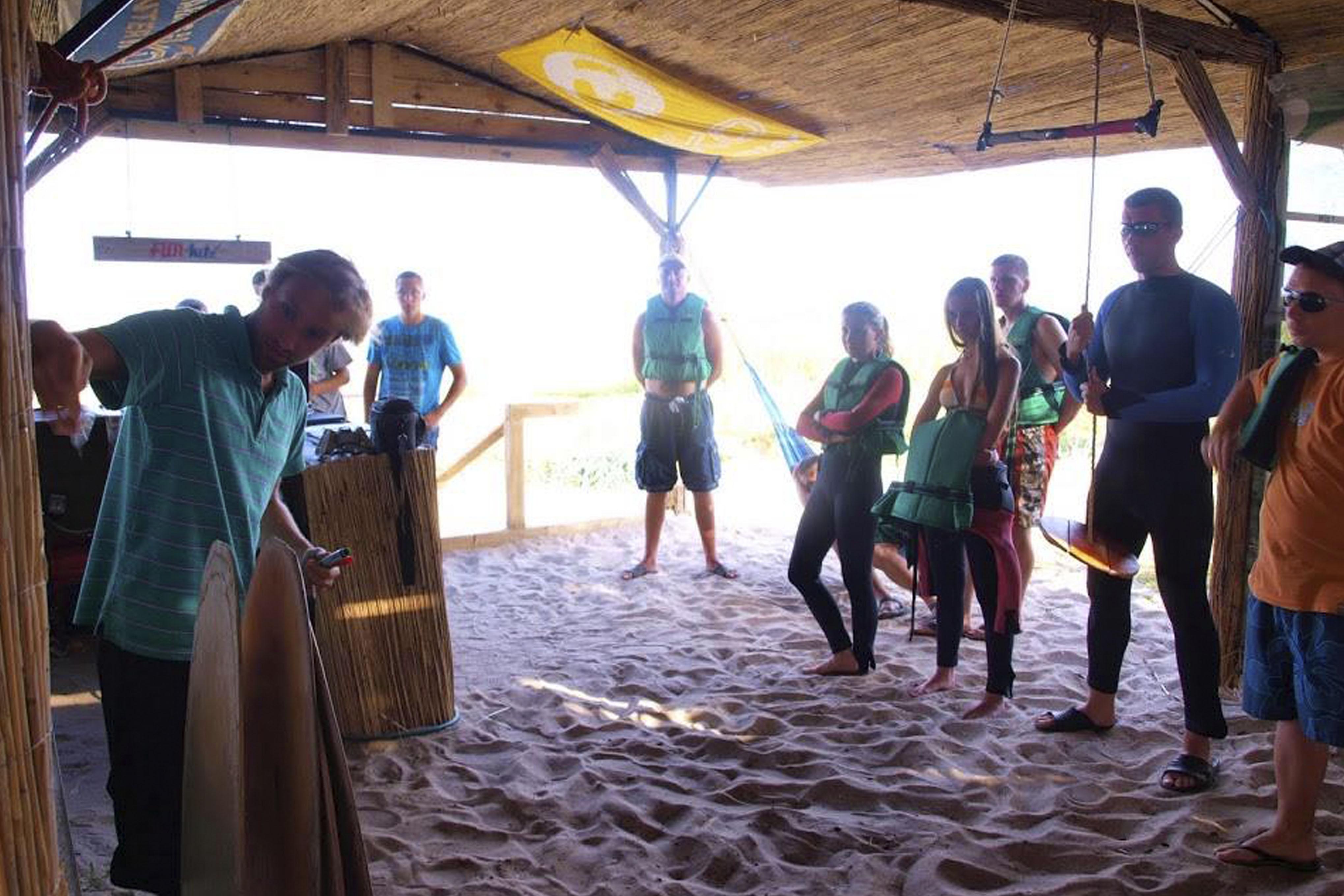 Kurs 7-dniowy kitesurfingu