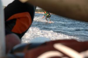 Kurs wakeboardingu Funkite