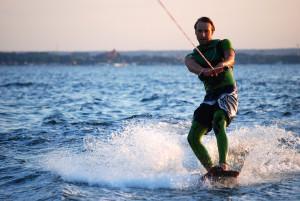 Wakeboarding kurs