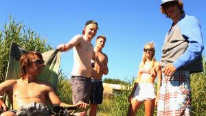 Obóz wakeboardingu