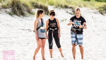Jak wygląda 7 dniowy kitesurfingowy obóz studencki